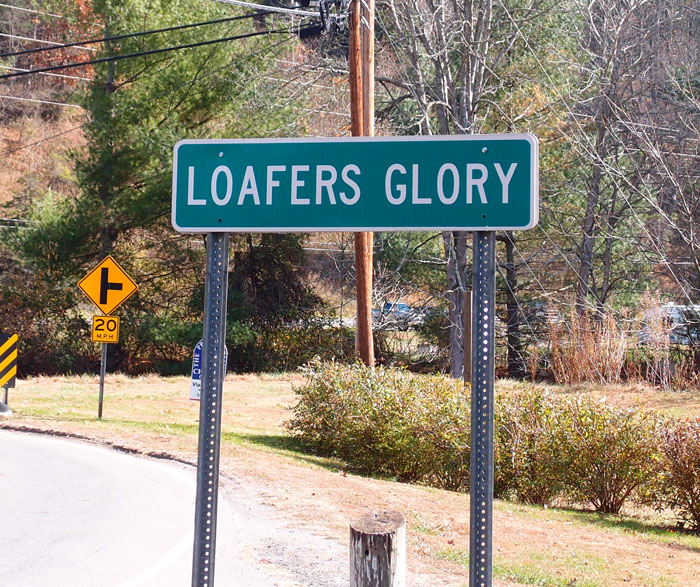 Loafers Glory, North Carolina-12 Funniest US Town Names