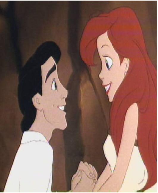 Love at first sight-Lies Disney Movies Tell Us