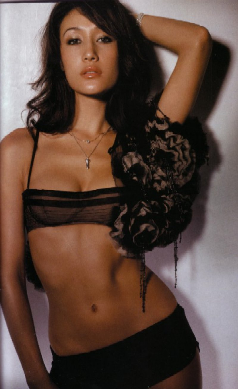 Maggie Q-12 Hottest Asian Girls In Hollywood