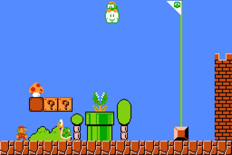 Mario Bros-15 Best Old But Gold Video Games Of 90's