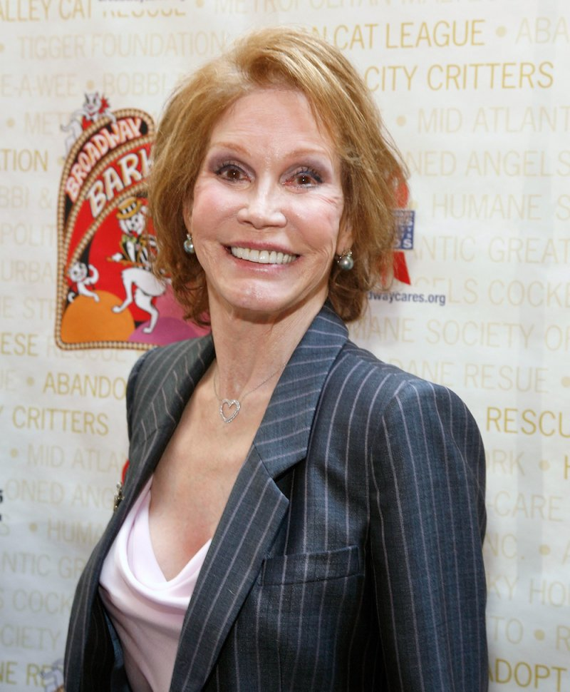 Mary Tyler Moore-12 Celebrities You Probably Don't Know Have Diabetes