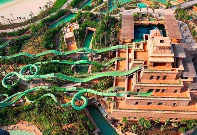 Master Blaster-15 Craziest Water Slides That Will Make You Say WOW!