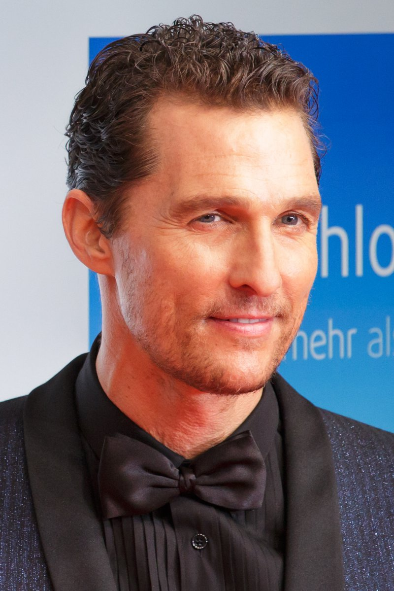 Matthew McConaughey ( Million)-15 Highest Paid Hollywood Actors In 2016