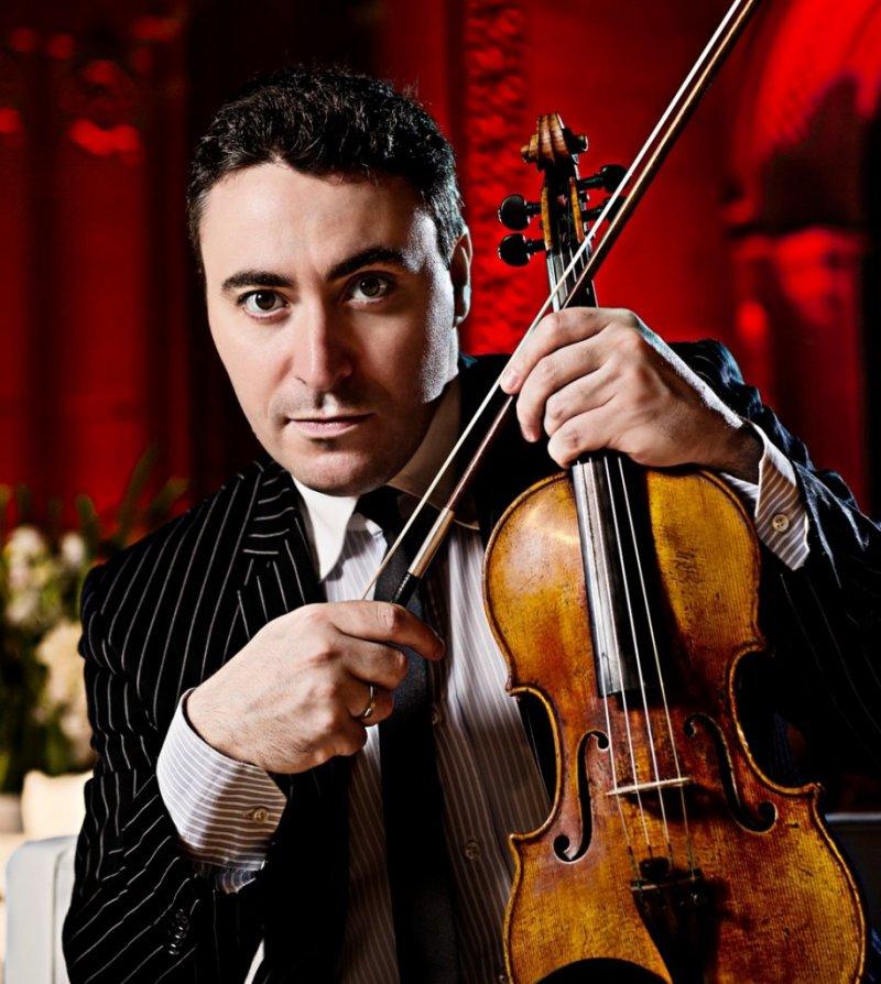 Maxim Vengerov-12 Famous Violinists Around The World