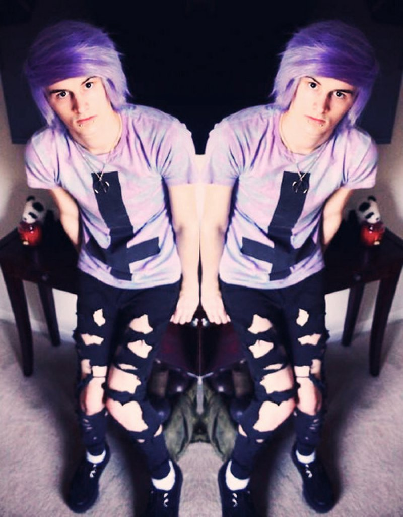 Men Can Be Pastel Goths Too-12 Ways To Become A Pastel Goth