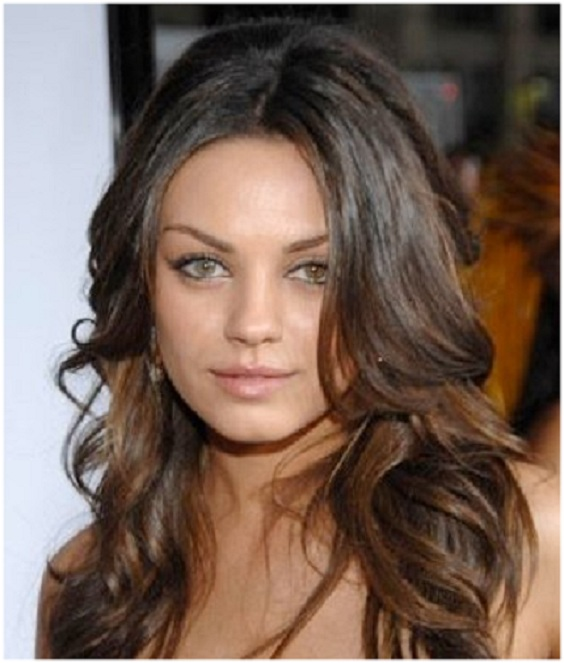 Mila Kunis' Mismatched Eyes-Unknown Things About Celebrities