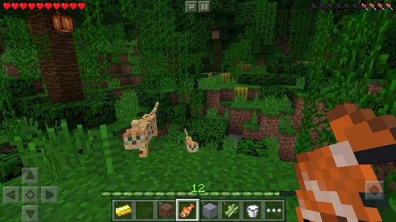 Minecraft: Pocket Edition-12 Best Pixel Games For Android And IOS