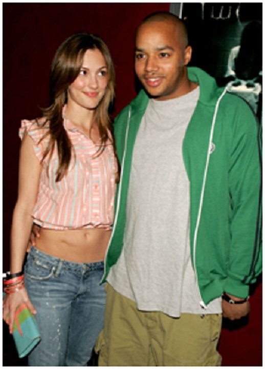 Minka Kelly And Donald Faison-Shocking Celebrity Couples You Never Thought Will Be Together