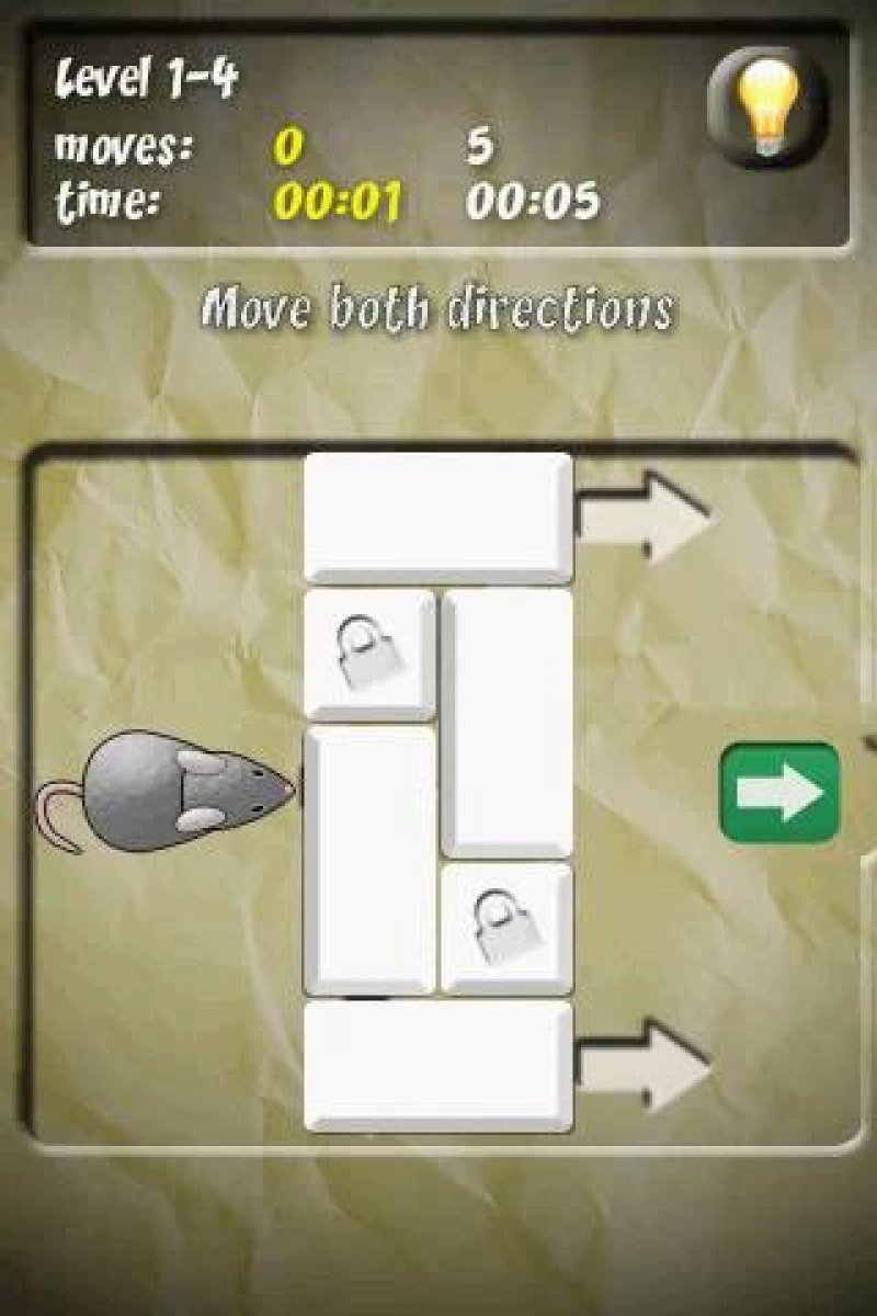 Mouse-12 Best Puzzle Games For Android And IOS