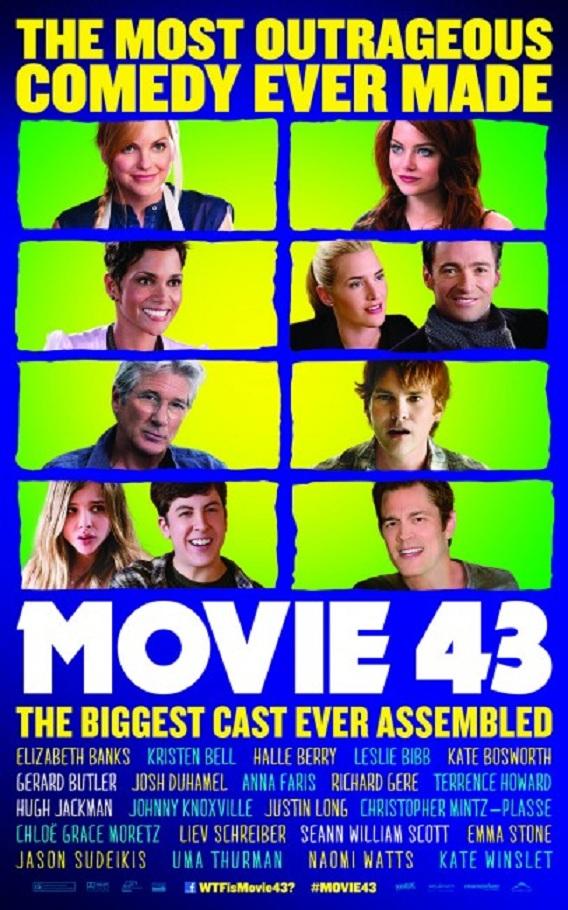 Movie 43-Worst Movies Of 2013 So Far