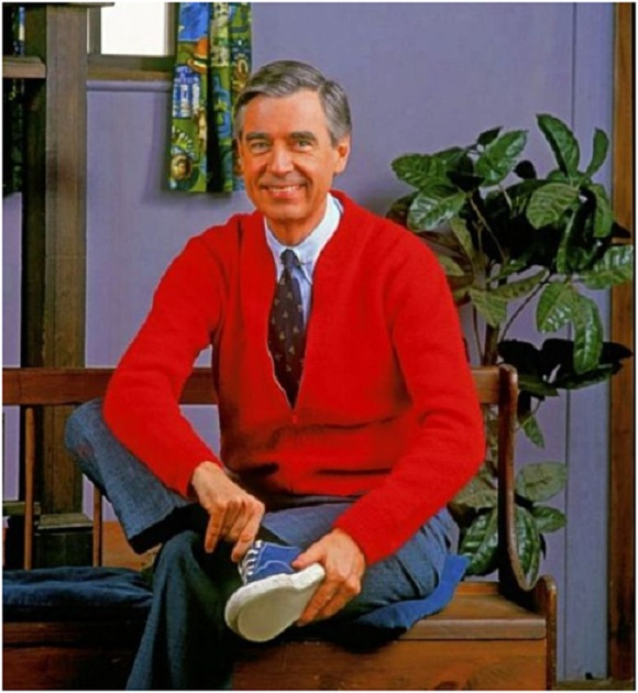 Mr. Rogers' Mom Knit Some of his Sweaters-Unknown Things About Celebrities