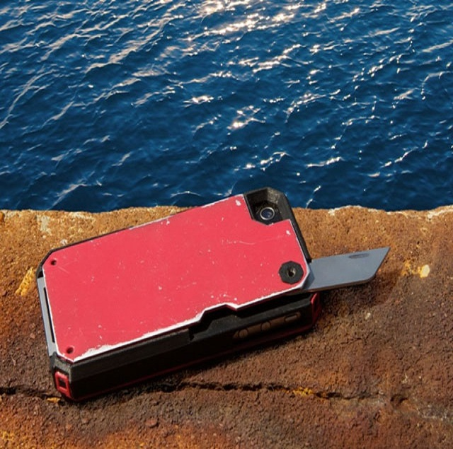 Swiss army knife of iPhone cases-Top 15 Craziest IPhone Cases