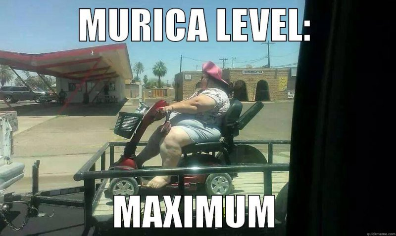 Murica Level: Maximum-12 Funny Murica Memes That Will Make You Lol