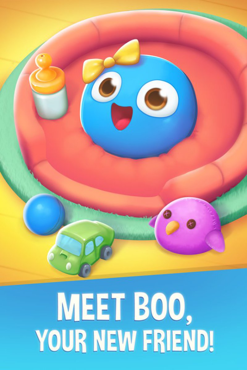 My Boo-12 Best Virtual Pet Games For Mobile