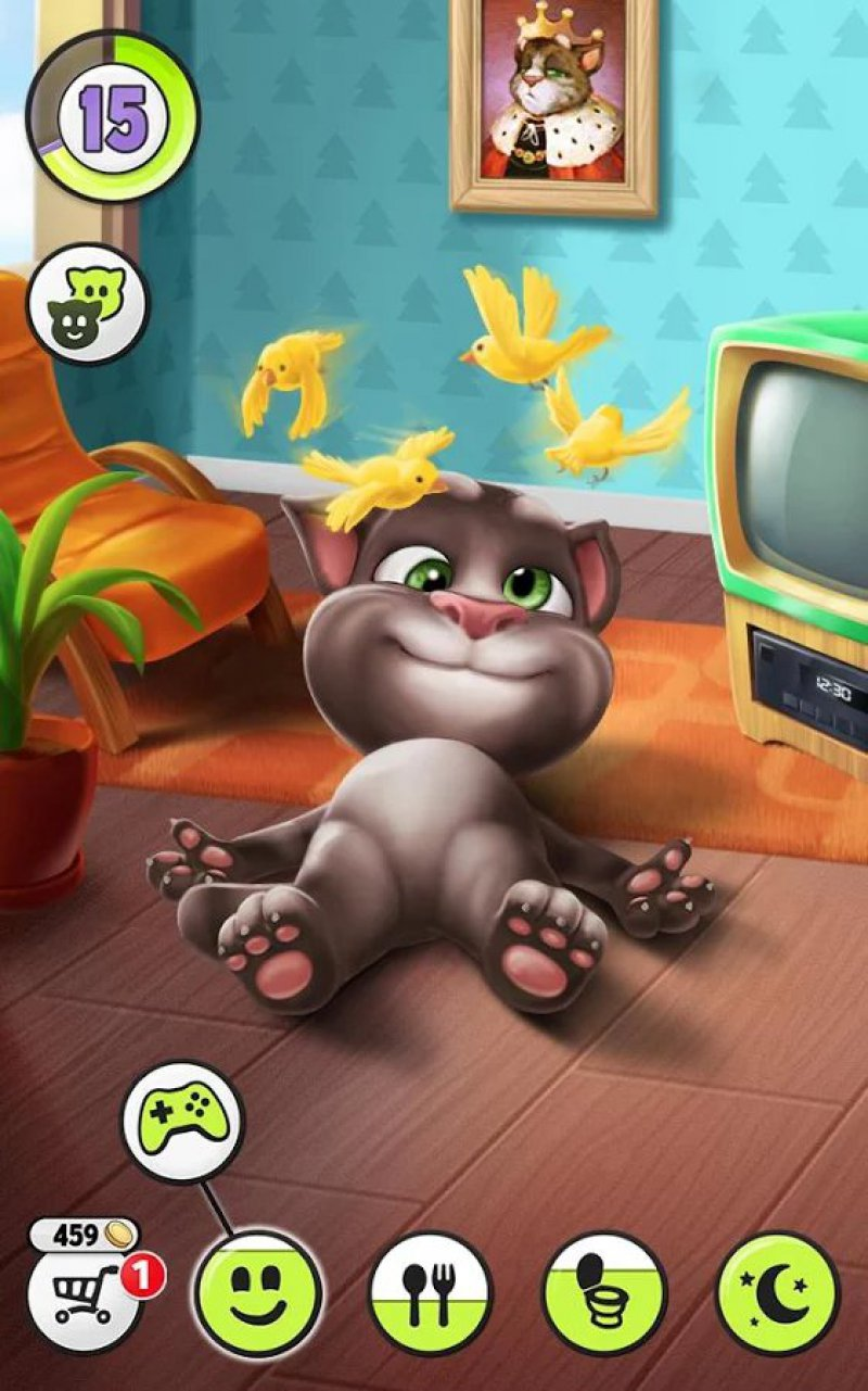 My Talking Tom-12 Best Virtual Pet Games For Mobile