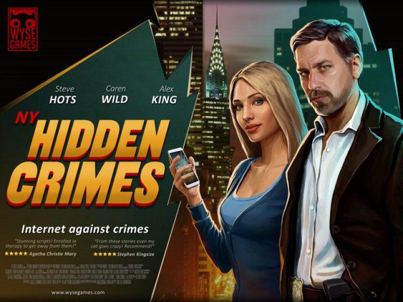 NY: Hidden Crimes-12 Best Crime Investigation Games For Mobile