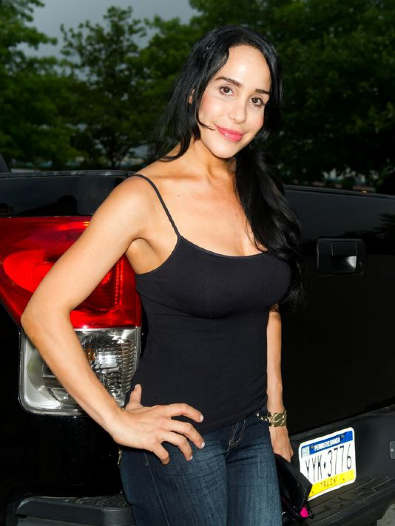 Nadya Suleman's Stripper Name-12 Famous Celebrities And Their Stripper Names