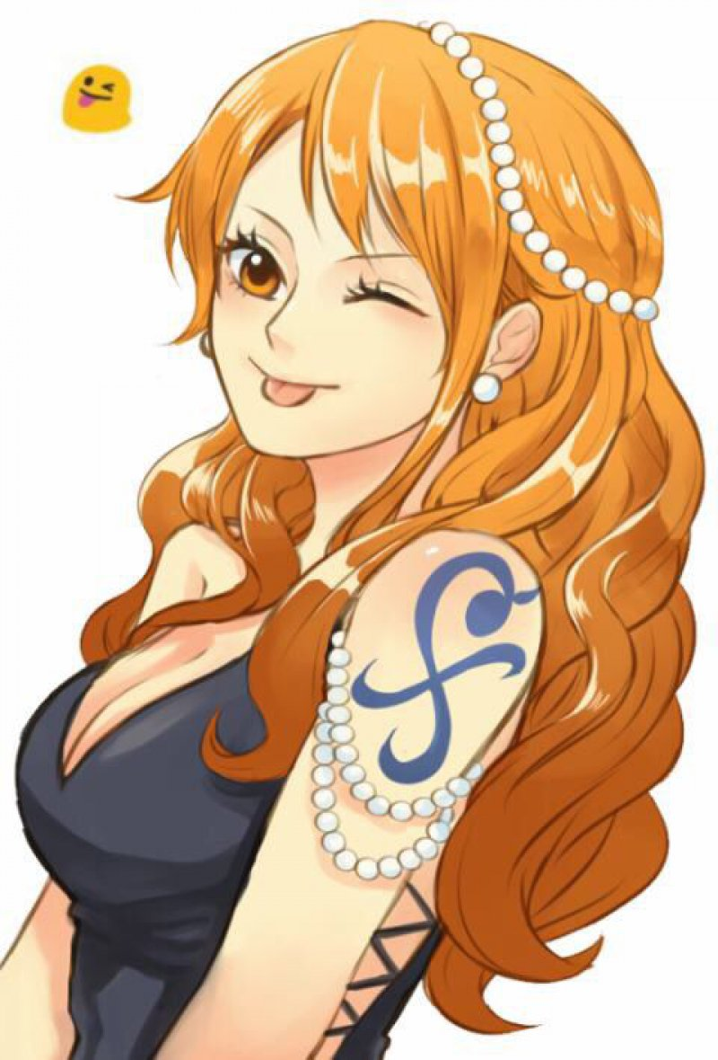 Nami-12 Best Anime Pictures You Can Use As Profile Photos