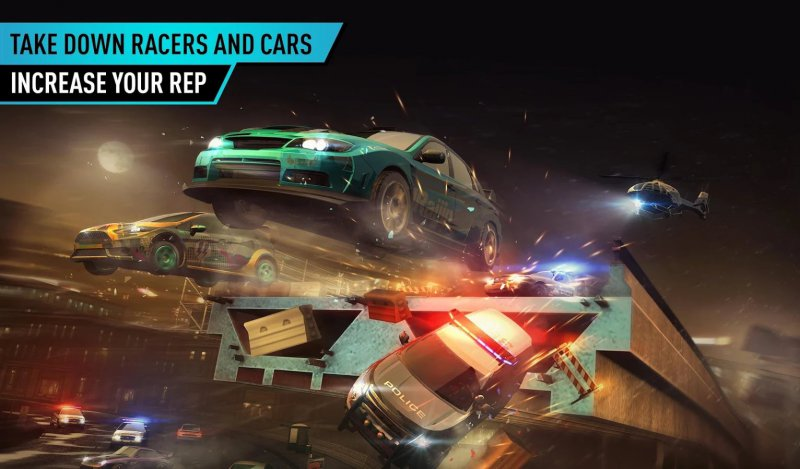 Need For Speed: No Limits-12 Best Car Racing Games For Mobile