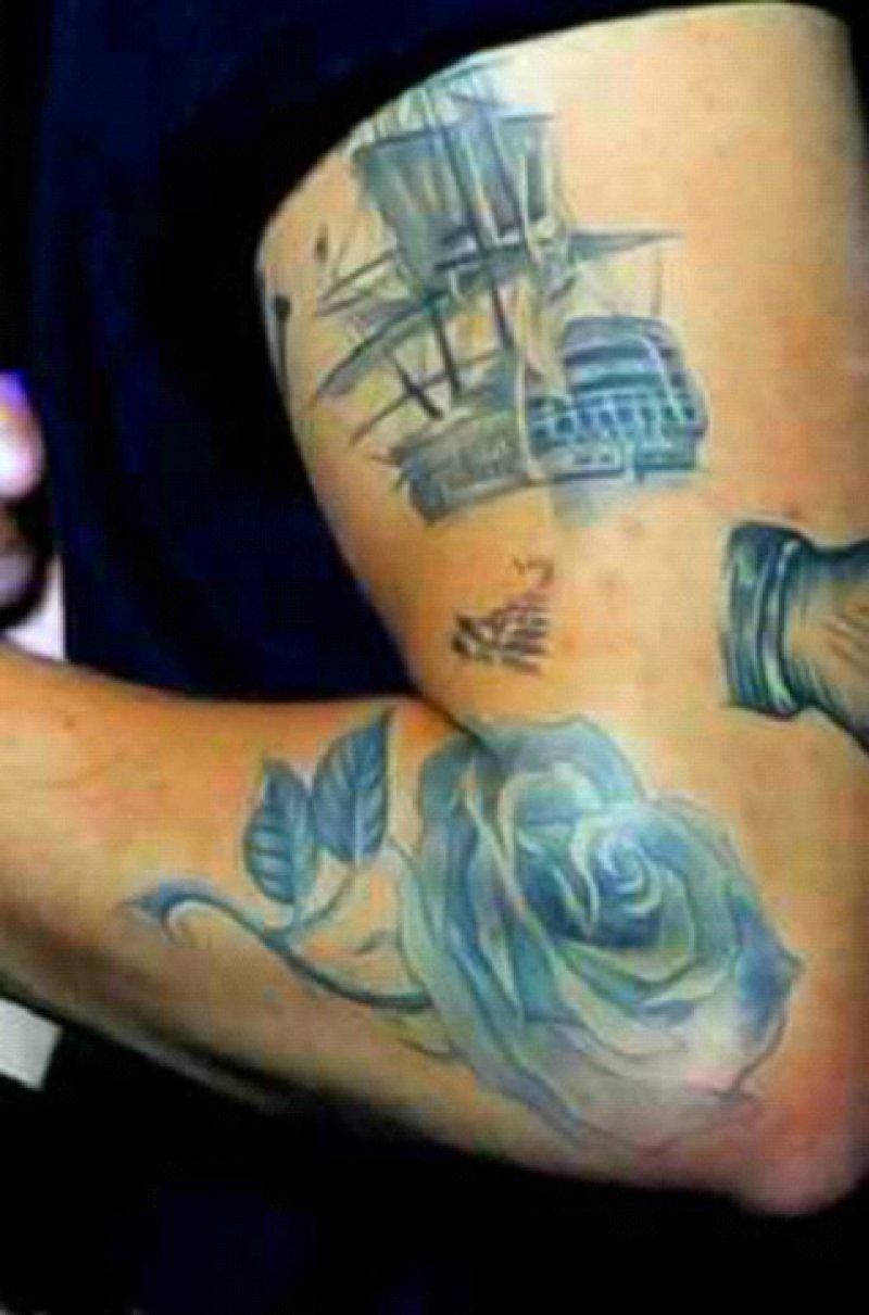 New Zealand Fern-12 Amazing Harry Styles' Tattoos