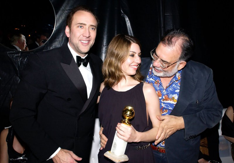 Nicolas Cage And Sofia Coppola-12 Celebrity Cousins You Probably Didn't Know About