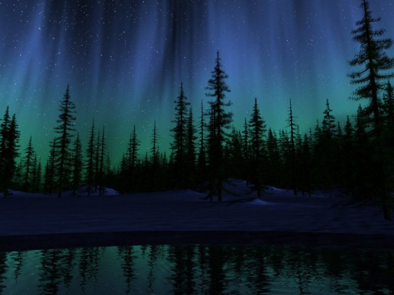 Northern Lights-13 Awesome Pictures That Will Make Your Day