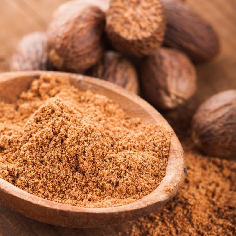 Nutmeg Powder-12 Weird Ways To Get High Without Using Drugs Or Weed