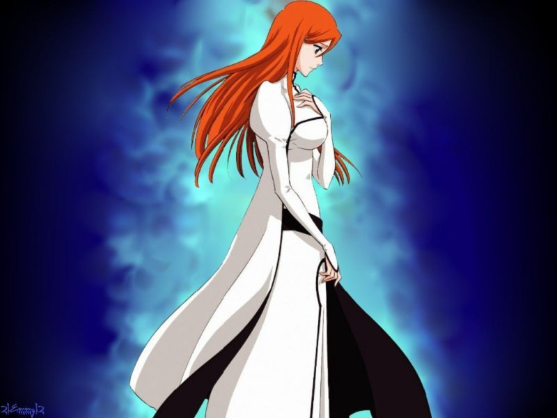Orihime Inoue-12 Best Anime Pictures You Can Use As Profile Photos
