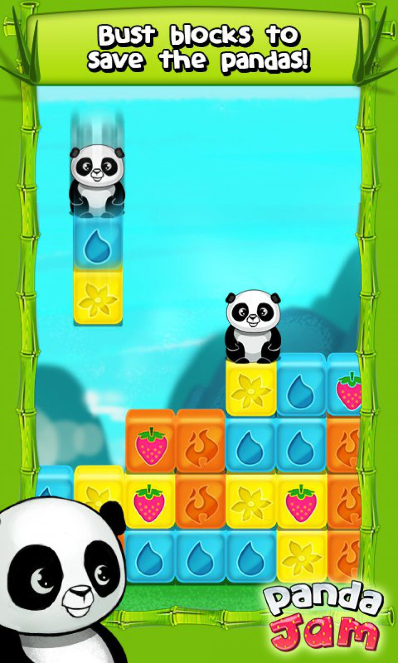 Panda Jam-12 Best Panda Games For IOS And Android