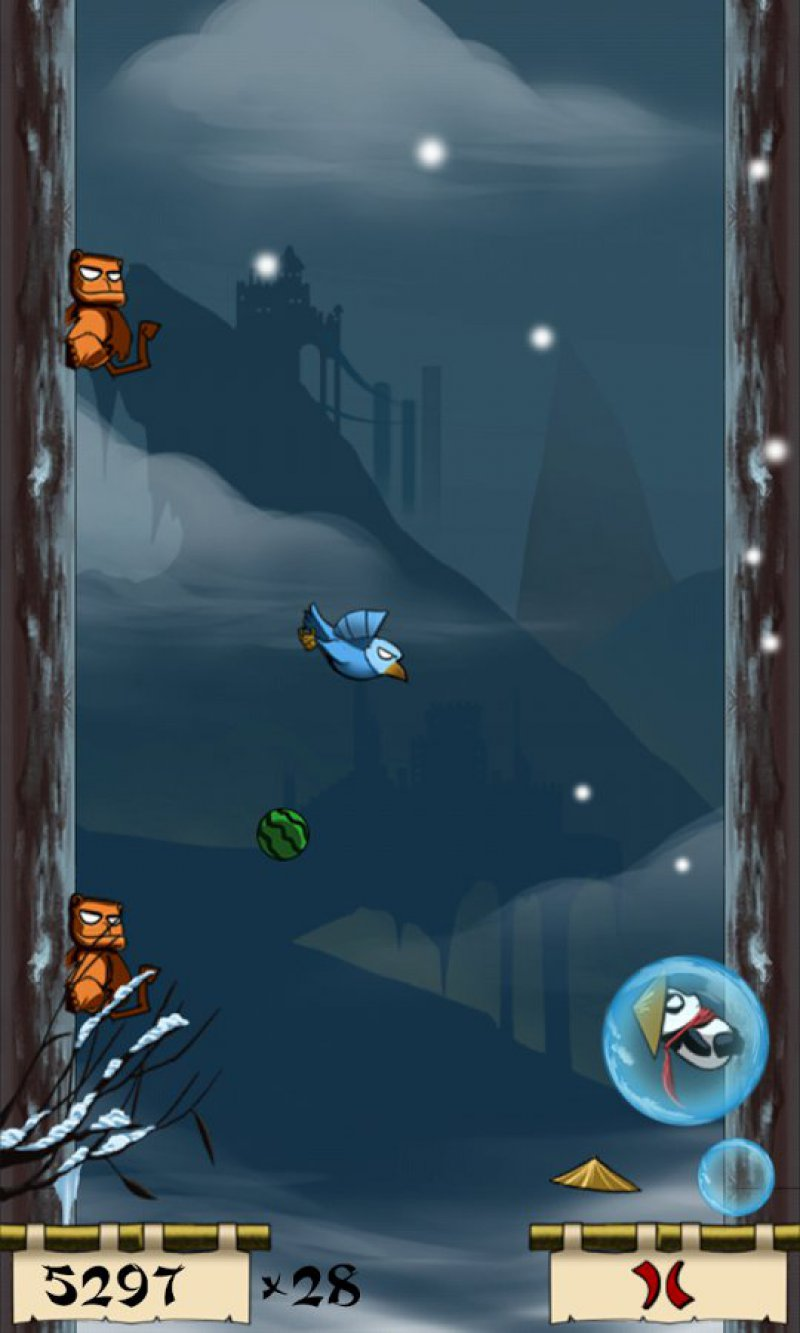 Panda Jump Seasons-12 Best Panda Games For IOS And Android