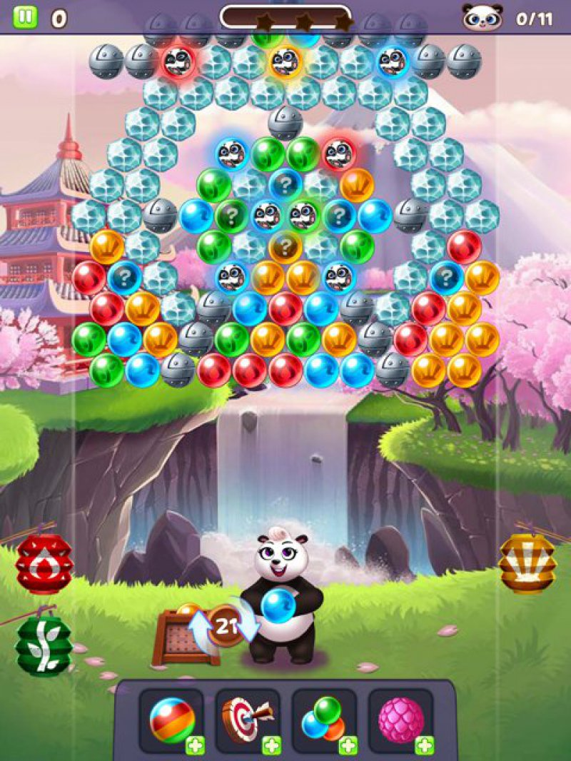 Panda Pop-12 Best Panda Games For IOS And Android