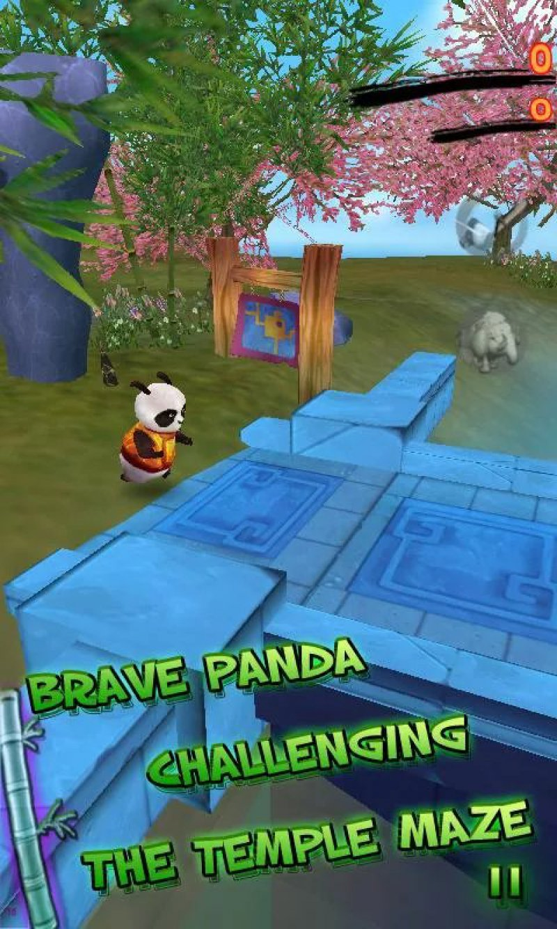 Panda Run-12 Best Panda Games For IOS And Android