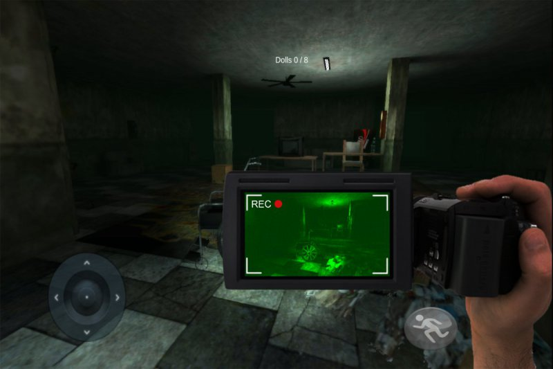 Paranormal Asylum-12 Best Horror Games For Android And IOS