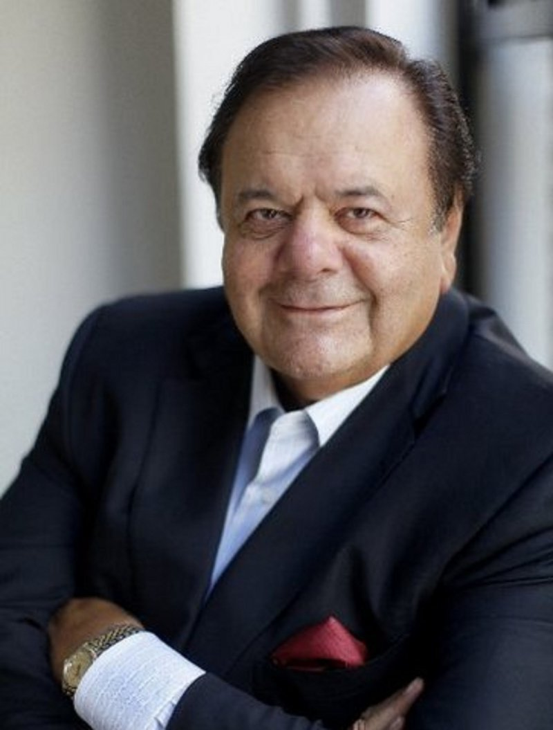 Paul Sorvino-12 Celebrities You Probably Don't Know Have Diabetes