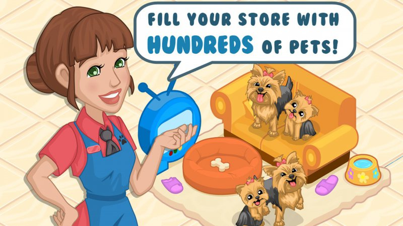 Pet Shop Story-12 Best Virtual Pet Games For Mobile