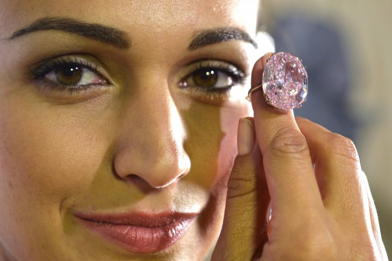 Pink Star-15 Most Expensive Diamonds In The World