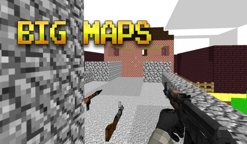 Pixel Combat Multiplayer HD-12 Best Pixel Games For Android And IOS