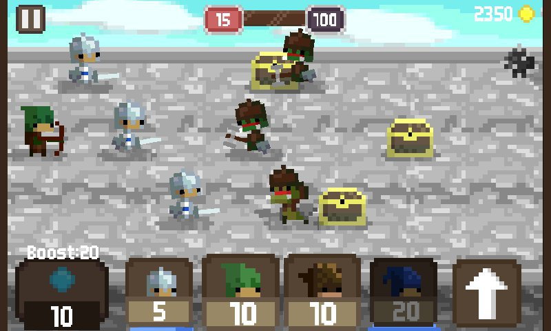 Pixel Kingdom-12 Best Pixel Games For Android And IOS