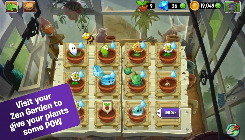 Plants Vs. Zombies 2-12 Best Zombie Survival Games For IOS And Android