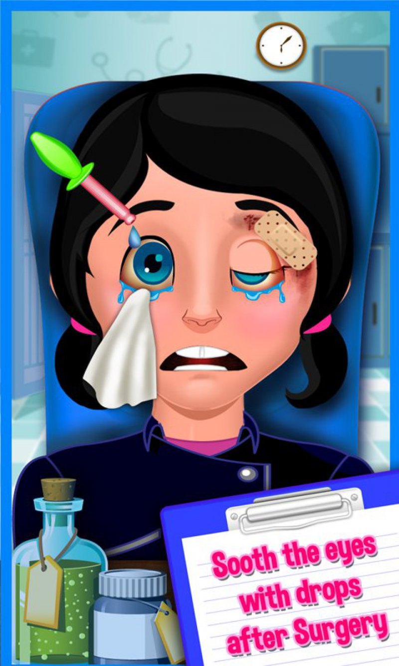 Plastic Surgery Doctor-15 Best Surgery Games For IOS And Android