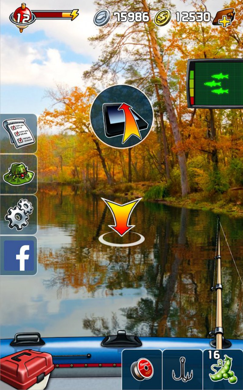 Pocket Fishing-12 Top Fishing Games For Mobile