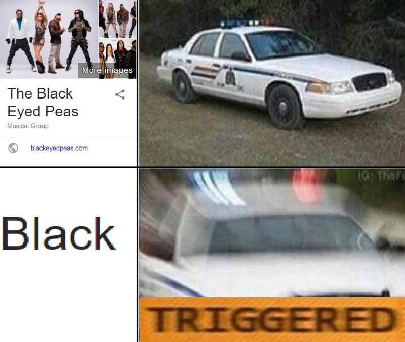 Police Triggered!-12 Hilarious Triggered Memes That Are Sure To Make Someone Triggered