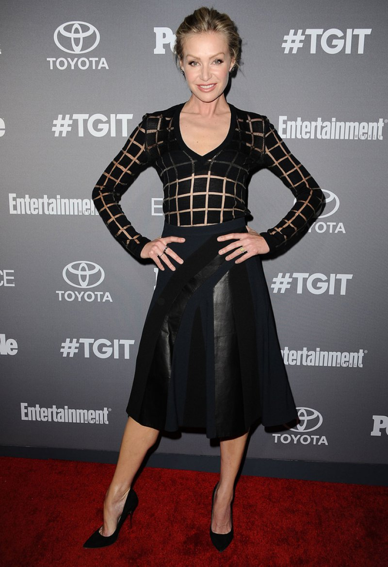 Portia De Rossi-12 Celebrities Who Had Eating Disorders