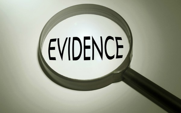 Present Your Evidence