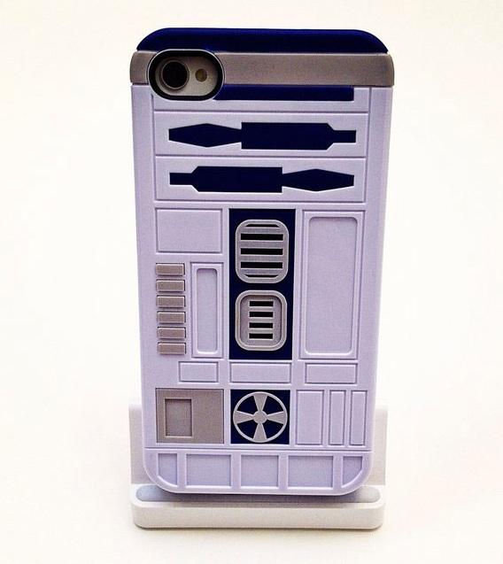 R2D2 Iphone Case-Top 15 Craziest IPhone Cases