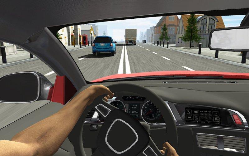 Racing In Car-12 Best Car Racing Games For Mobile