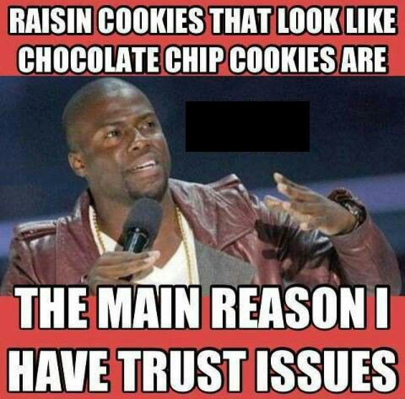 Raisin Cookies 0738867651498040936 12 funny kevin hart memes that are sure to make you laugh,Funny Kevin Hart Memes