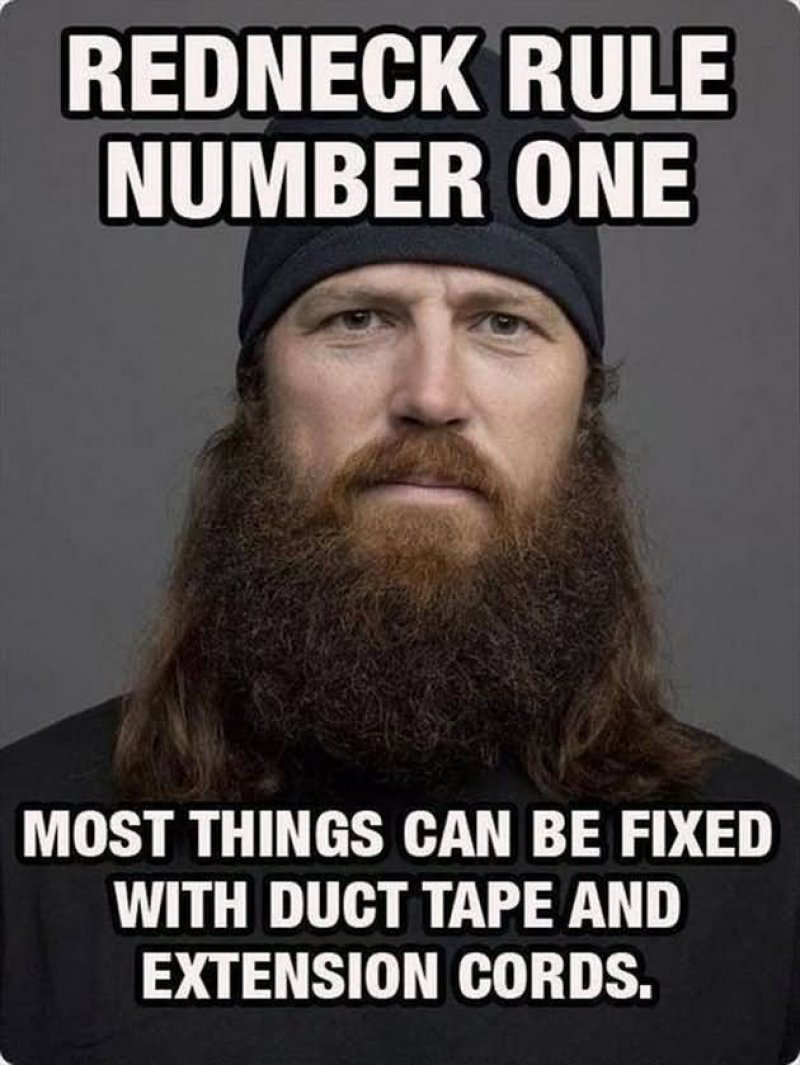 Redneck Rule Number One-12 Funny Redneck Memes That Will Make You Lol