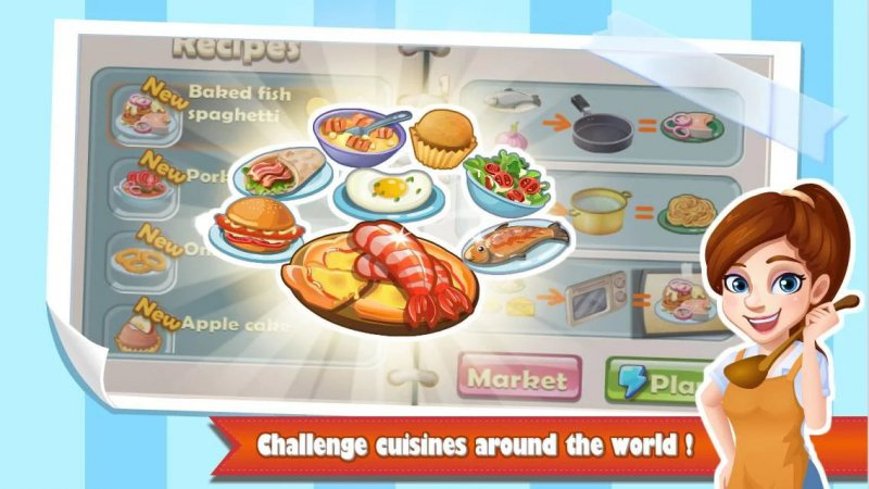 Rising Super Chef: Cooking Game-12 Best Restaurant Games For IOS And Android