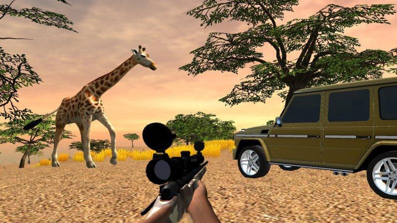 Safari Hunting 4 X 4-15 Top Hunting Games For Mobile